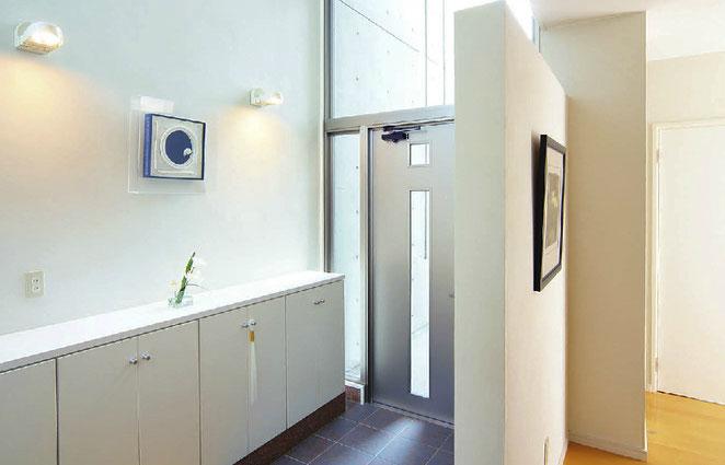 内装壁珪藻土建材-シルタッチ